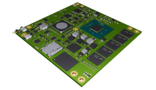 TTCE-E38XX SBC, COM Express, highly integrated Industrial Single Board Computer