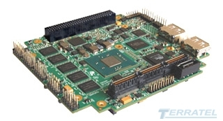 PCI/104-Express module, E3800, Intel Single Board Computer