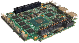 PCI/104-Express module, SBC-iSB, Intel Single Board Computer, TTPC-E38XX CPU