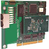 D201E Digital board 2E1 for Asterisk, echo cancellation unit, Telephone Card D201E