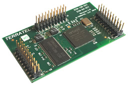 Hardware Echo Cancellation Module, Terratel Digital Telephone Card E1 PCI with Hardware Echo Cancellation for Asterisk