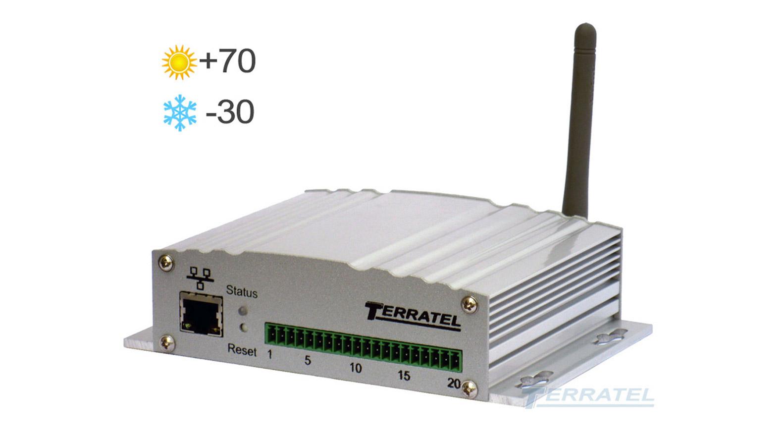 Remote Sensor Monitoring and Control Unit TTA-08