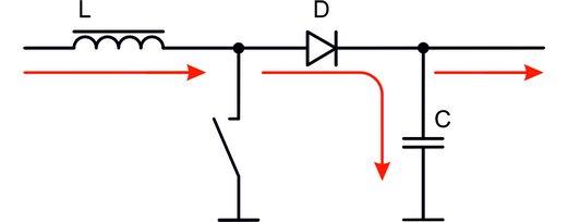 Как работает DC-DС преобразователь