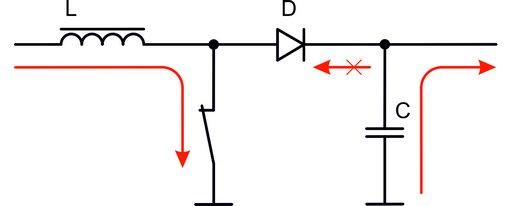 Как работает DC-DС преобразователь 5