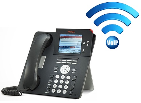 use VoIP via IP Phone