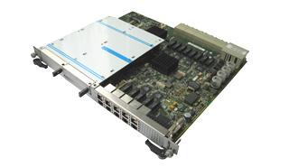 ATCA Base & Fabric HUB hardware, firmware project and pcb layout