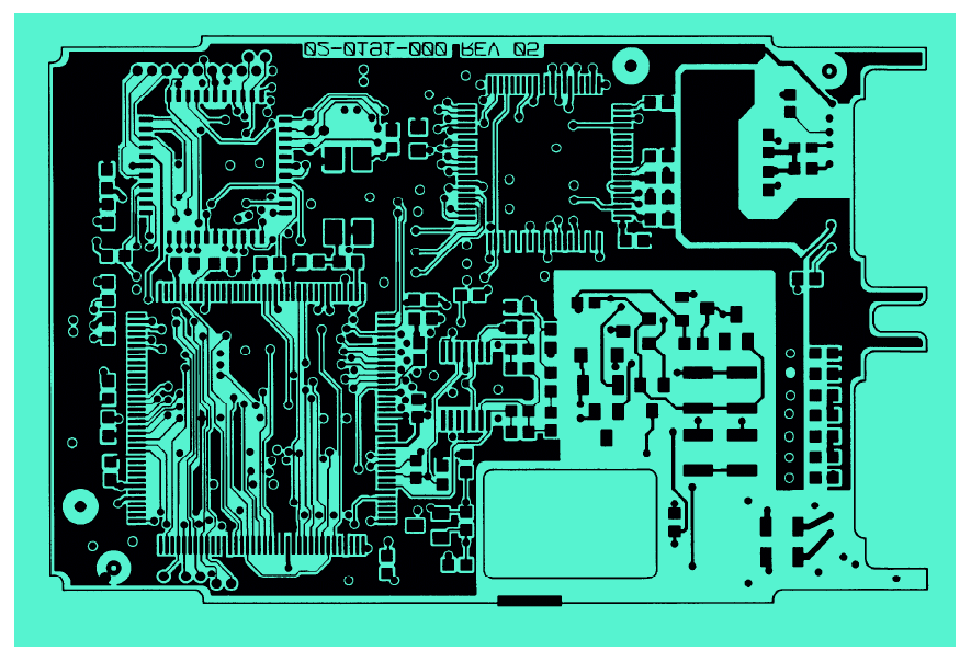router type, outer layer, PCB, has employed maze routing