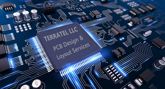 PCB Layout Design | TERRATEL