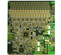 ADSL ATCA Board PCB Layout and Design services, electronic pcb design, PCB development
