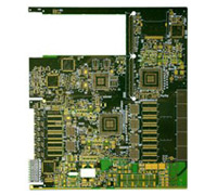 ATCA Base Fabric Hub PCB Layout and Design services, electronic pcb design, PCB development