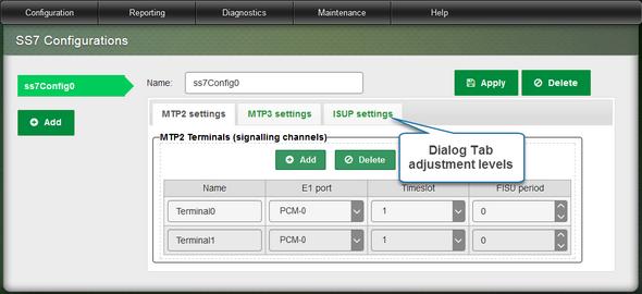 SS7 VoIP Gateway   TERRATEL