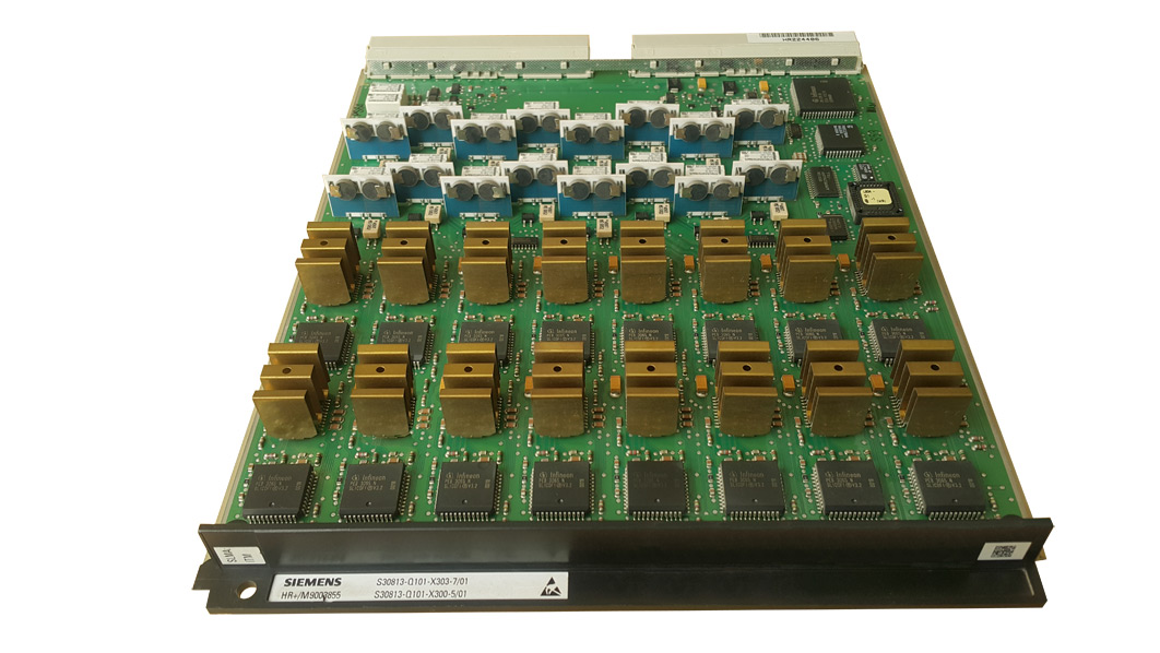 Photo of Subscriber line module analog (SLMA: ITM)