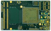 ADSL ATCA board, PCB, Printed Circuit Board, Layout, Board design
