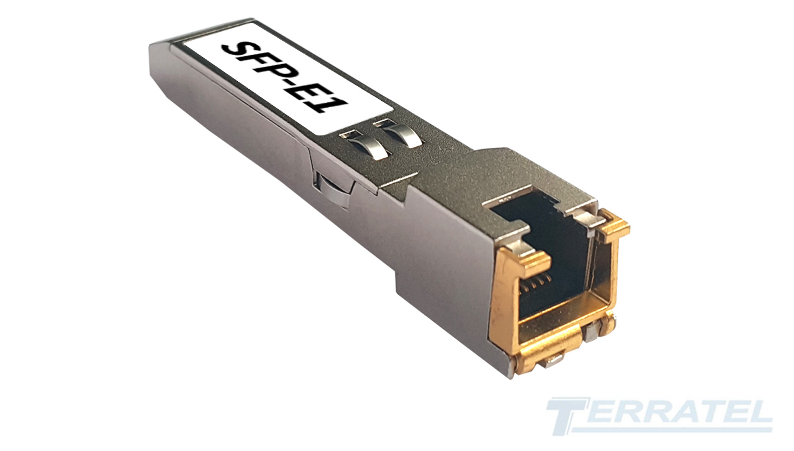 Digital SFP-E1 Module for Asterisk photo