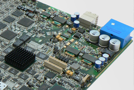 Electronic equipment development and custom desing services