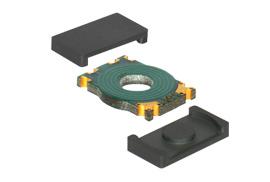 Planar Transformer as part of a multi-layer Printed Circuit Board